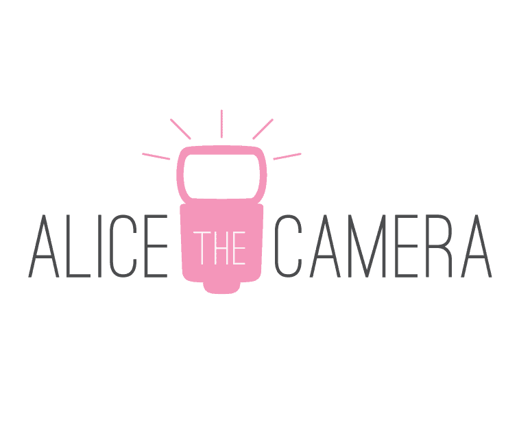 Alice the Camera's old branding