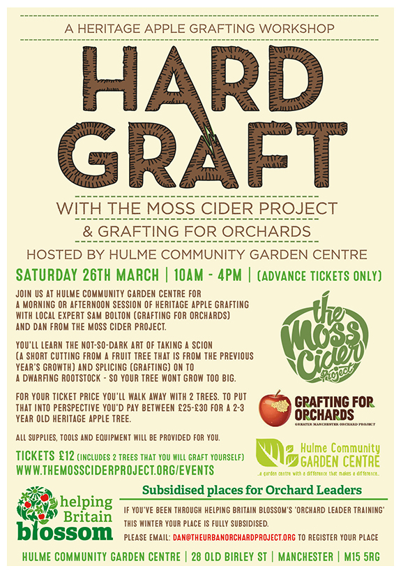 TICKETS:   hardgraft2016.eventbrite.co.uk