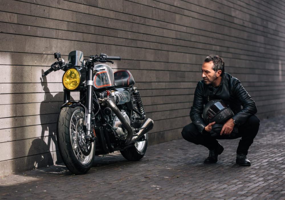 Sacha Lakic - Black Track Motors