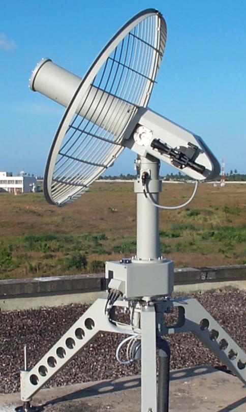 Digital tracking station.