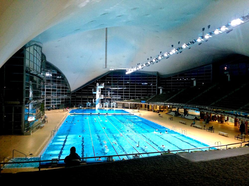 Site of '72 Olympics