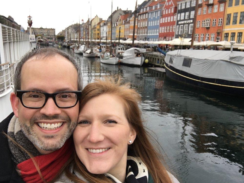 Copenhagen's famous Nyhavn canal