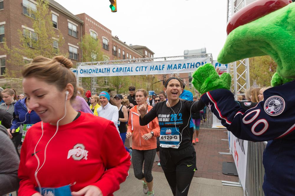 OhioHealth Cap City Half Marathon