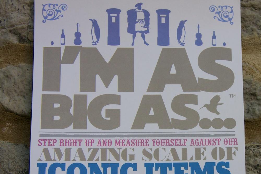 I'm as Big as fi