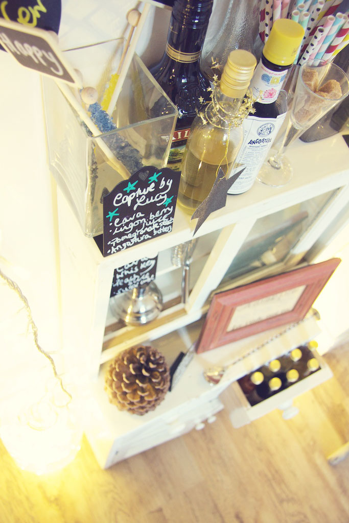 Mini Bar Dresser