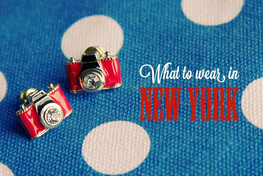 What to wear in New York