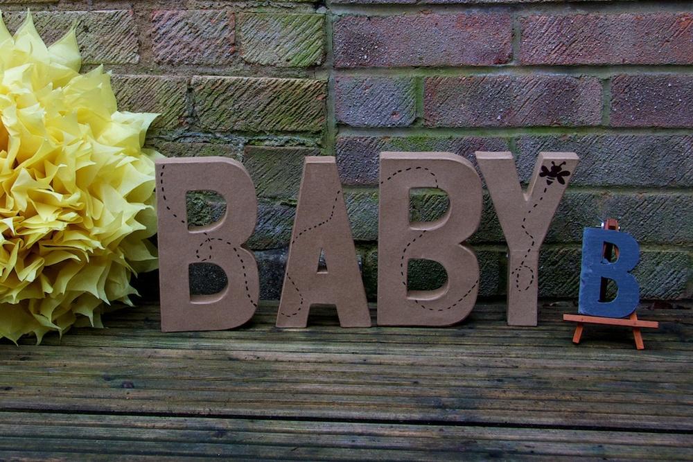 Baby B Baby Shower