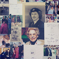 Granny's Collage