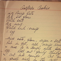 Granny's Recipe Book