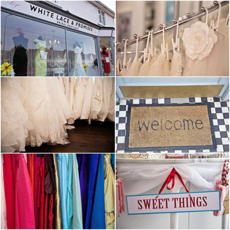 05c994d9414 ... White Lace and Promises a local Weston super Mare bridal boutique and  party company. One of Weston s premier wedding suppliers who have recently  ...