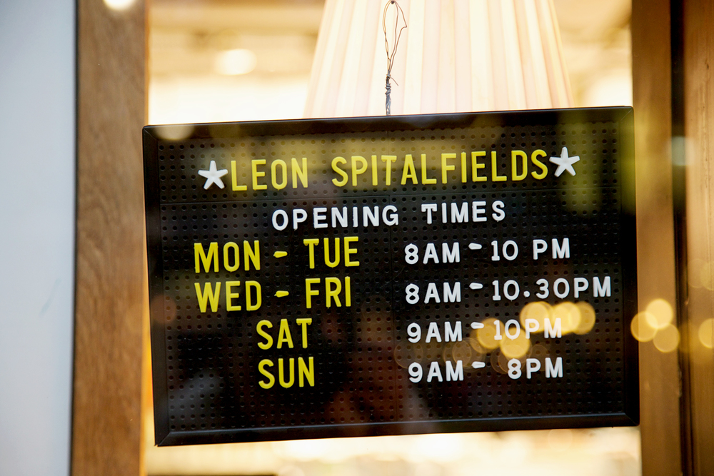 Leon Spitalfields