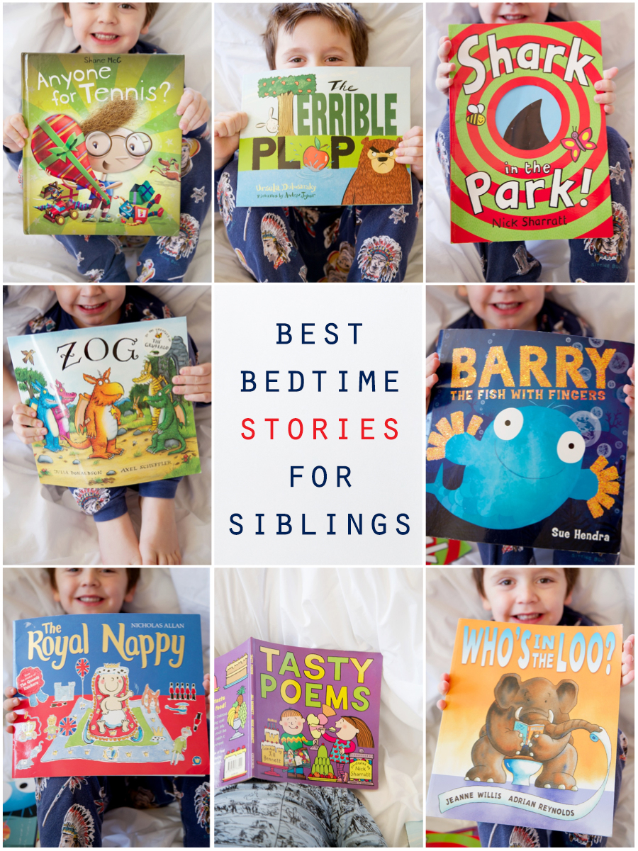 Best Books for Siblings
