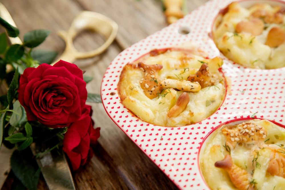 Seafood Macaroni Cheese