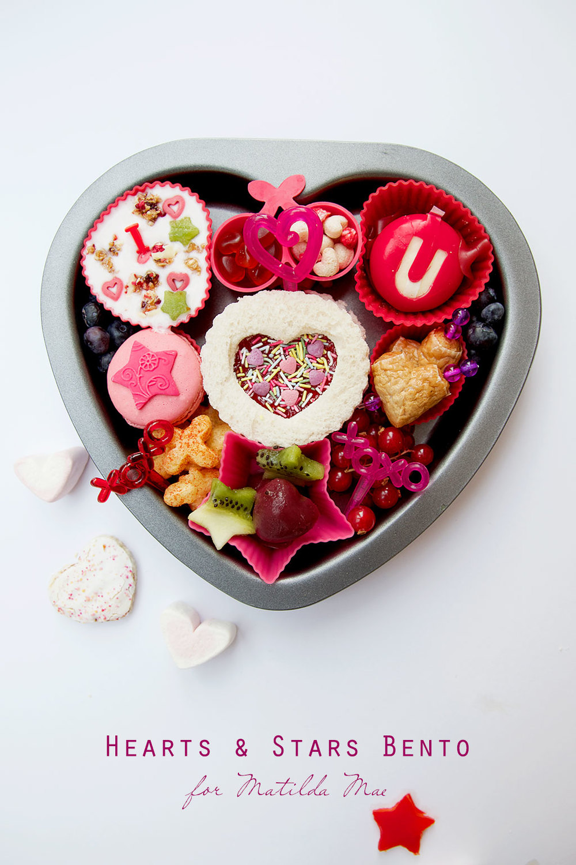 Valentine Bento