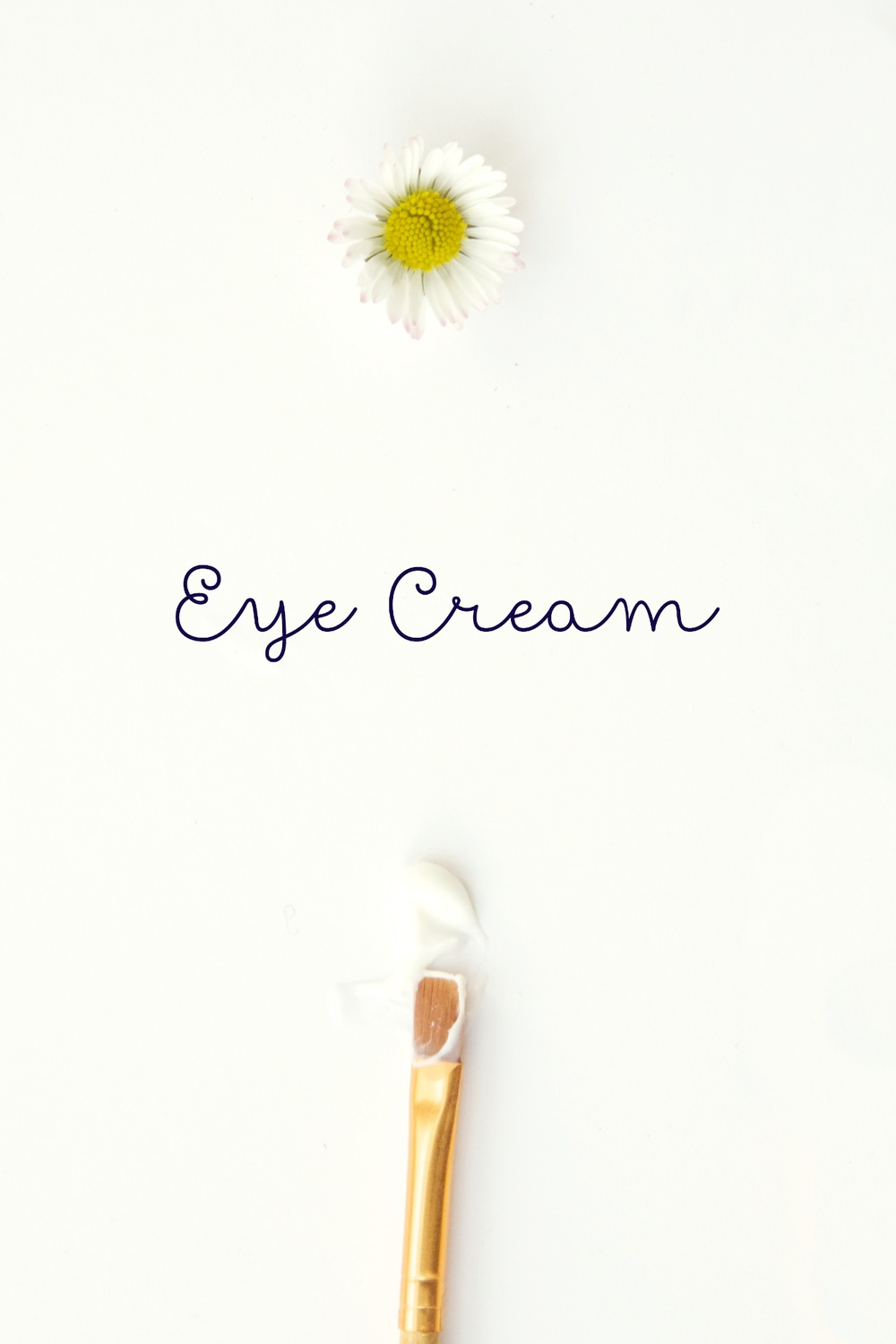 How much eye cream to use