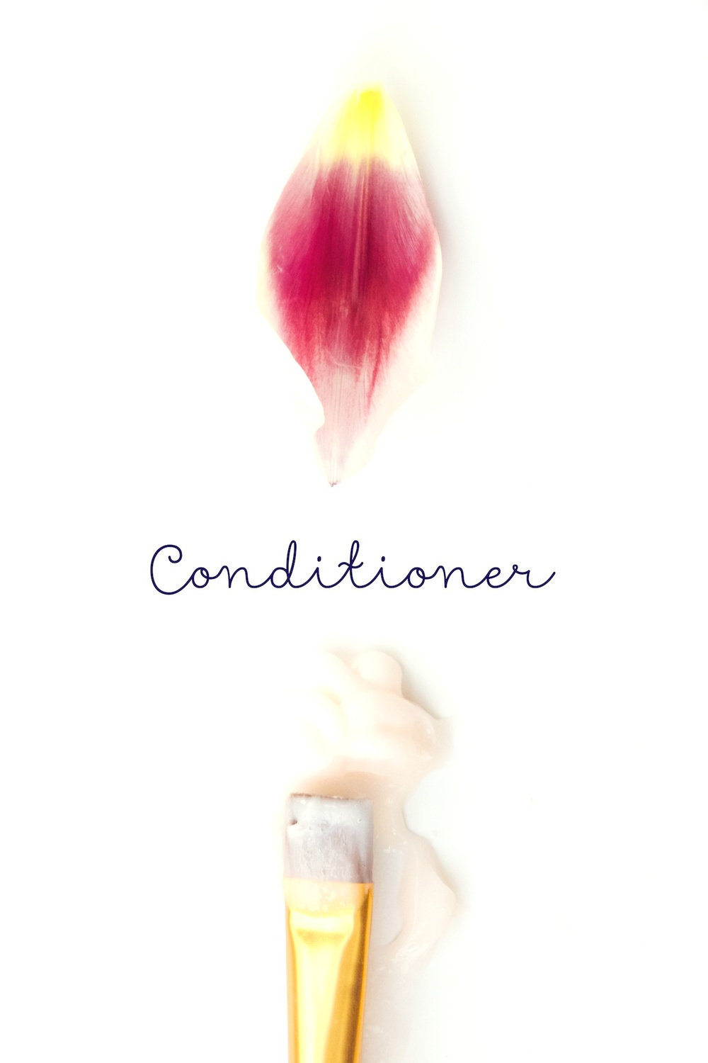 How much conditioner to use
