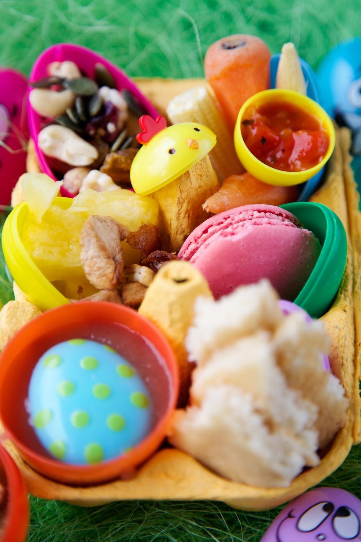Easter Bento Idea
