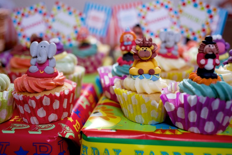Circus Birthday Party O Capture By Lucy