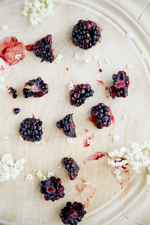 Elderflower recipe