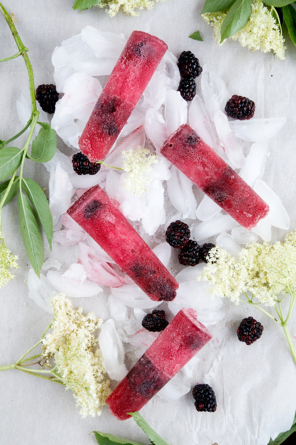 Pimms Ice Pops