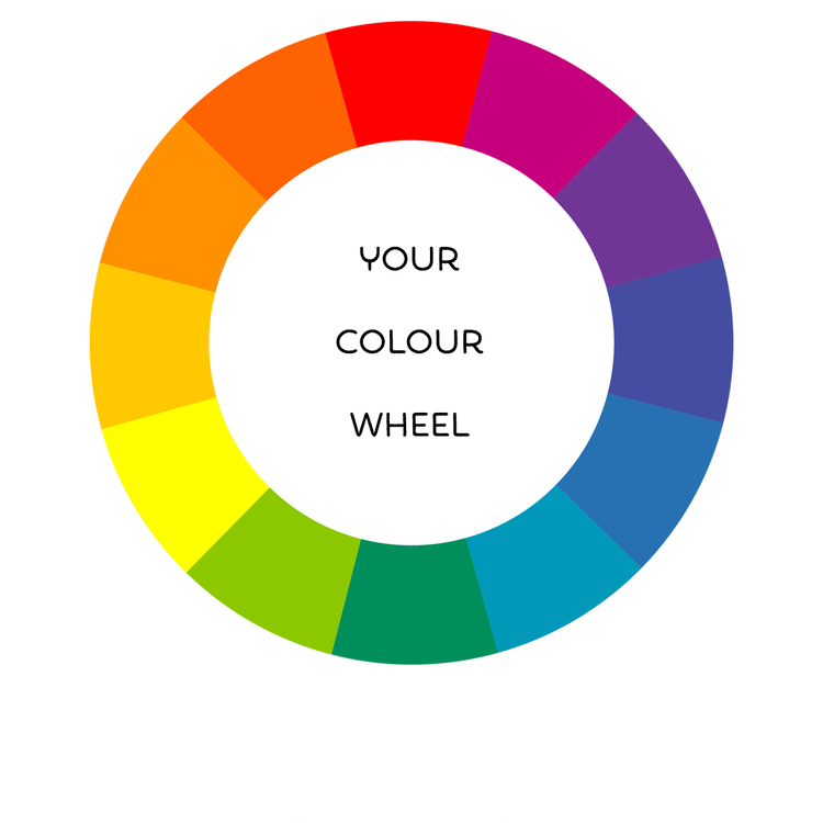 Download a FREE Colour Wheel