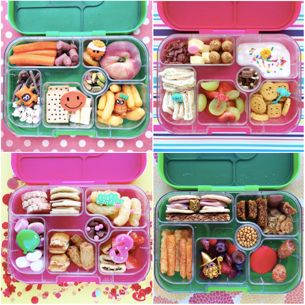 yumbox • simple bento ideas • #bentobabies • capture by lucy