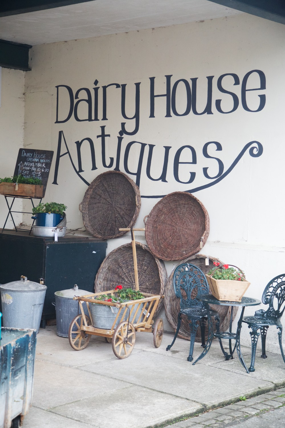 Dairy House