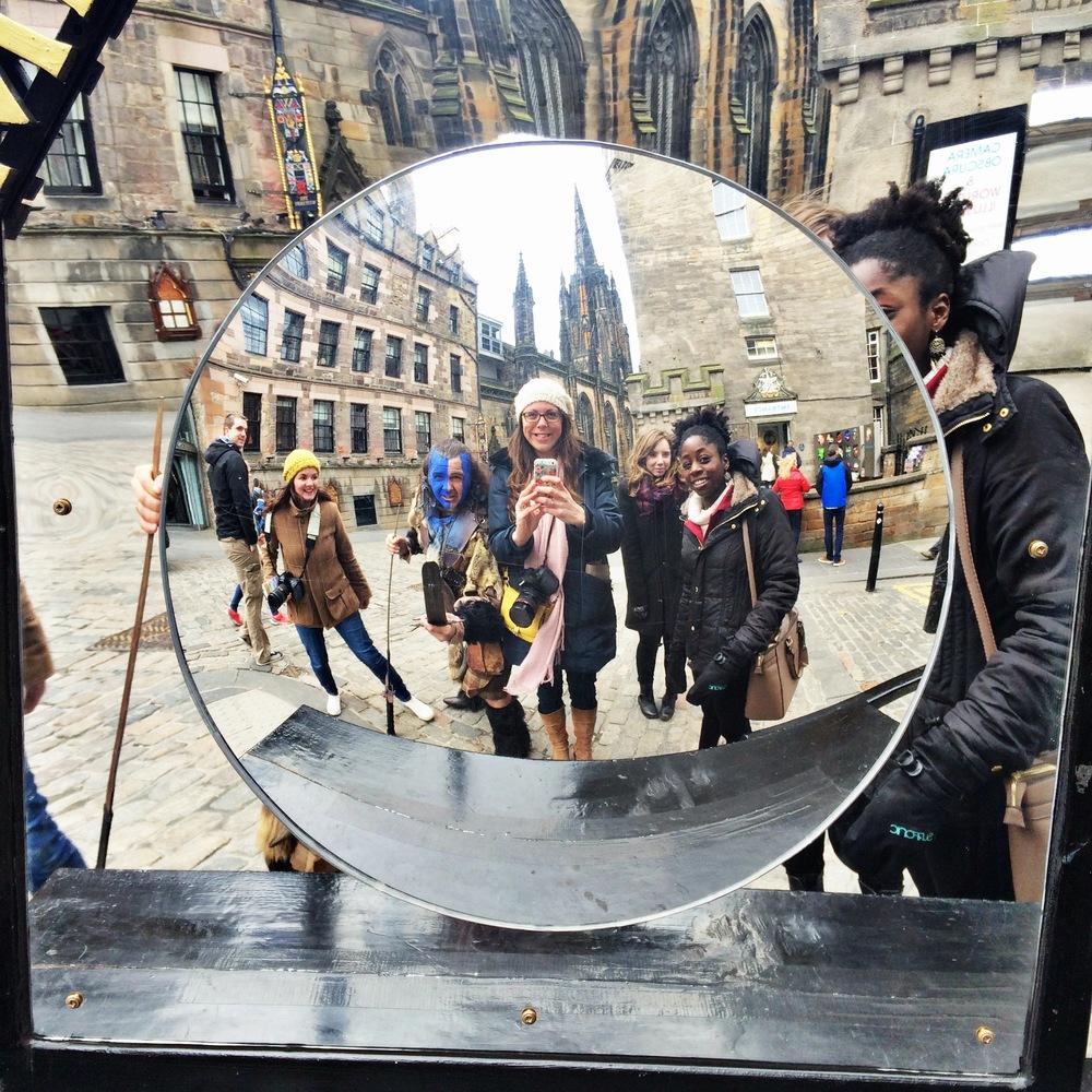 Ibis Edinburgh Review