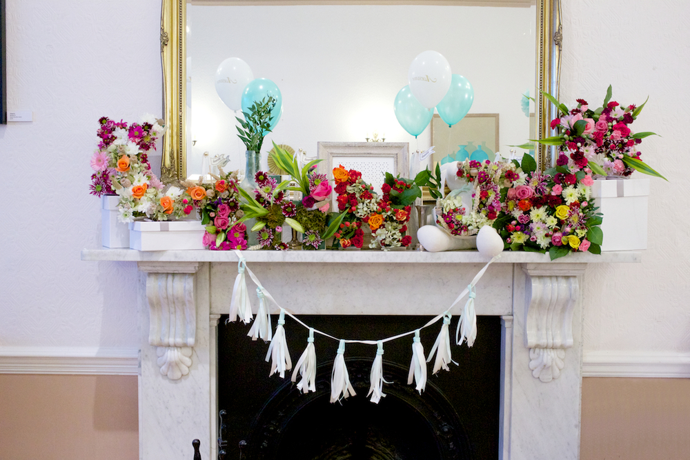Baby Showers Bournemouth ~ Bunny baby shower for a beautiful sister capture by lucy