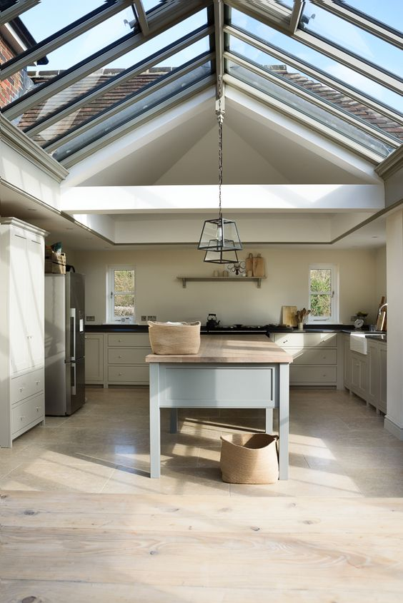 orangery kitchen