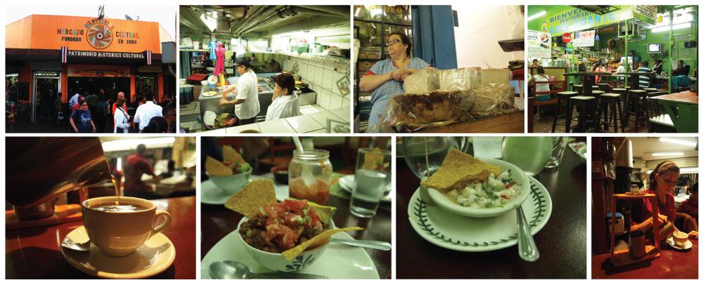Recorridos gastronómicos en el Mercado Central y alrededores. Una oportunidad perfecta para saborear la ciudad!