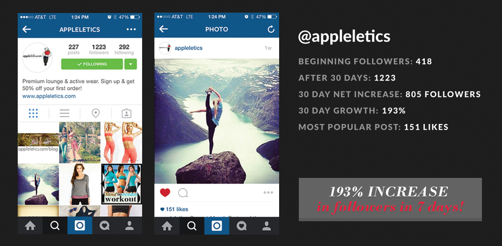 CLICK HERE TO SEE APPLELETIC'S CURRENT FOLLOWER COUNT