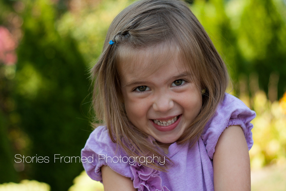 Stories Framed Photography | adorable little girl | Brookfield Wauwatosa WI family photographer