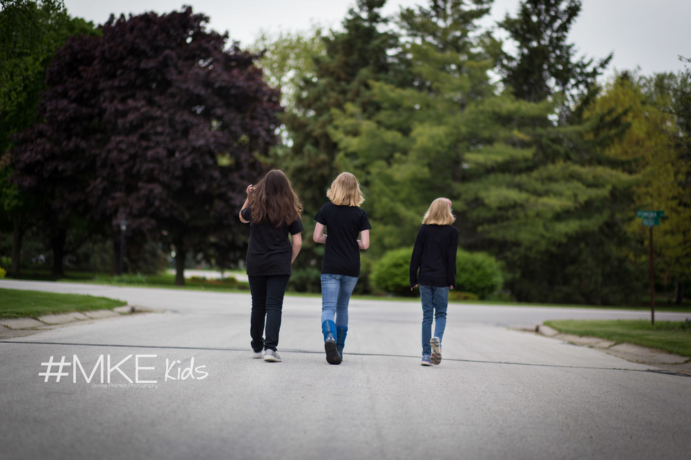 Stories Framed Photography | tween photoshoot | three girls | MKEkids