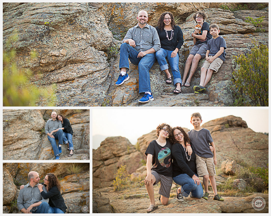 Joe Pyle Photography meets Stories Framed Photography | Miller Family