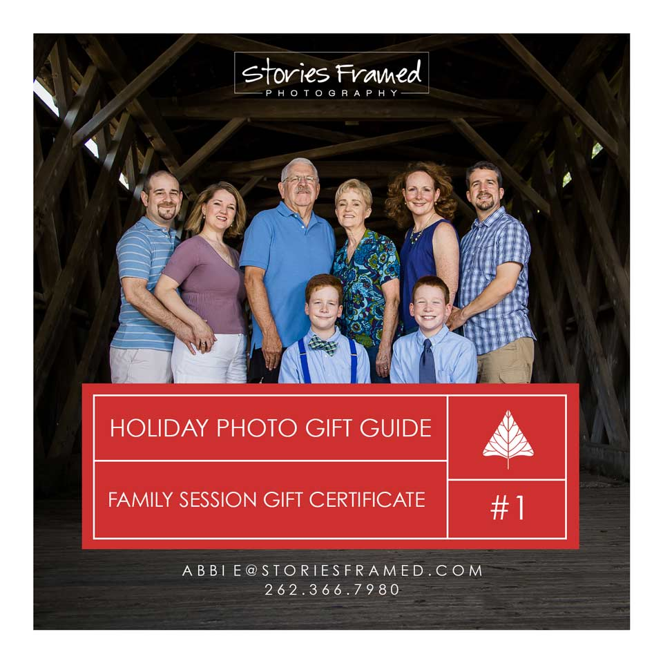 Stories Framed Photography | Holiday Photo Gift Guide | Day #1
