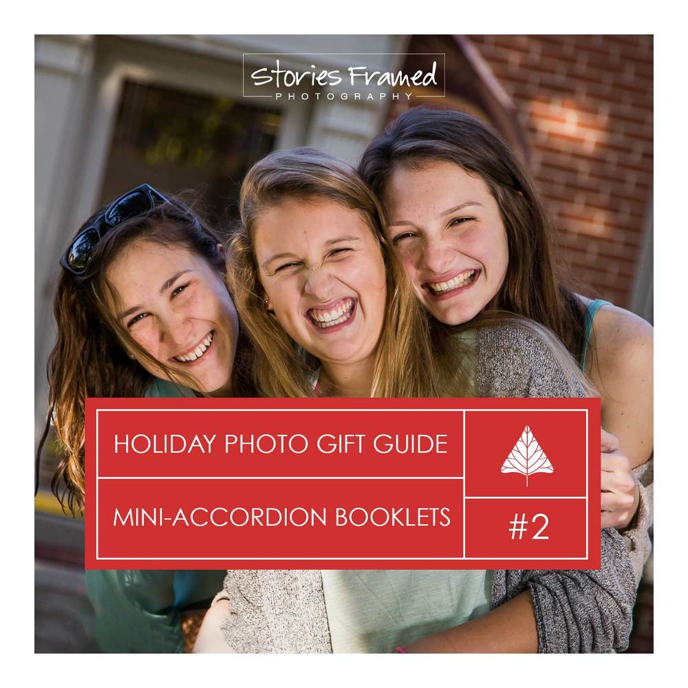 Stories Framed Photography Holiday Gift Guide | day two