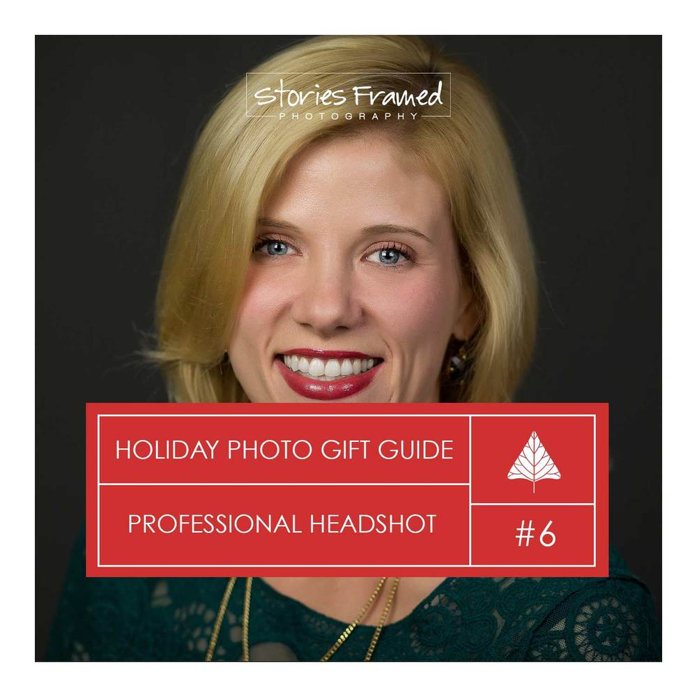 SFP Holiday Photo Gift Guide day six headshots