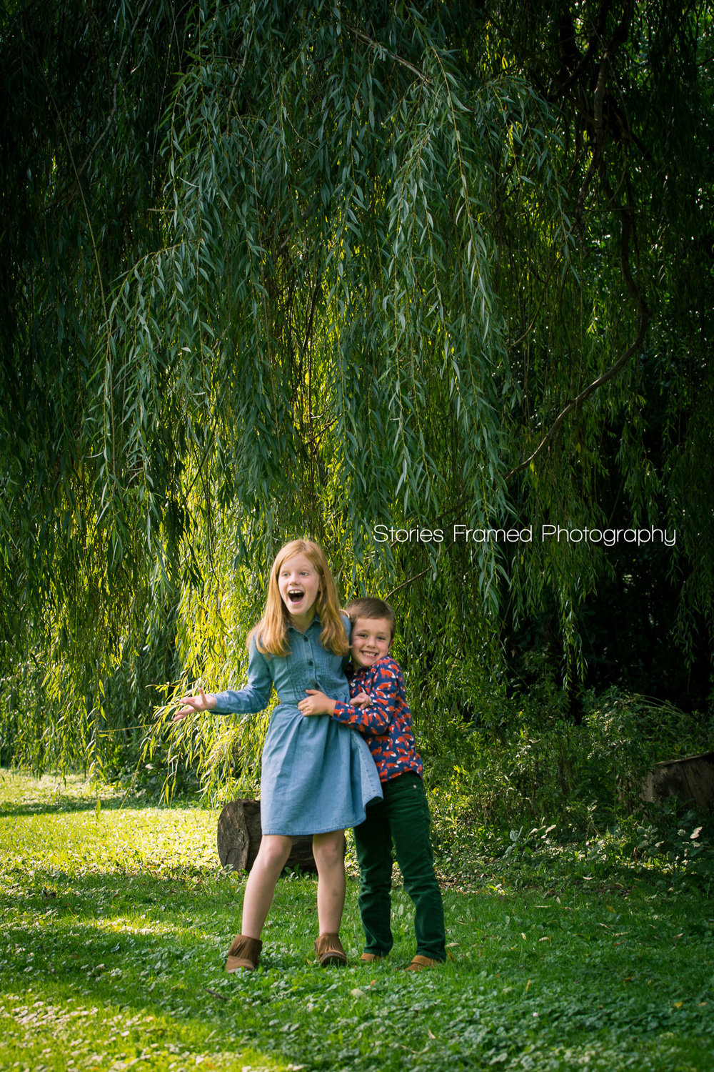 Wauwatosa Child Portraits Stein kids
