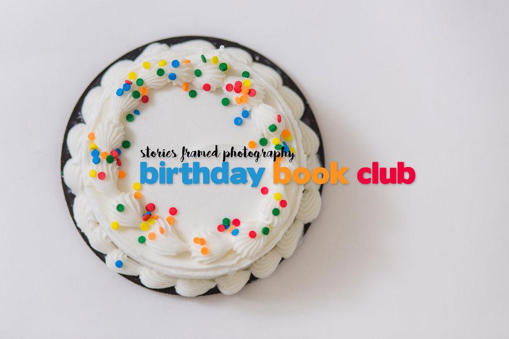 Family Photography Birthday Club