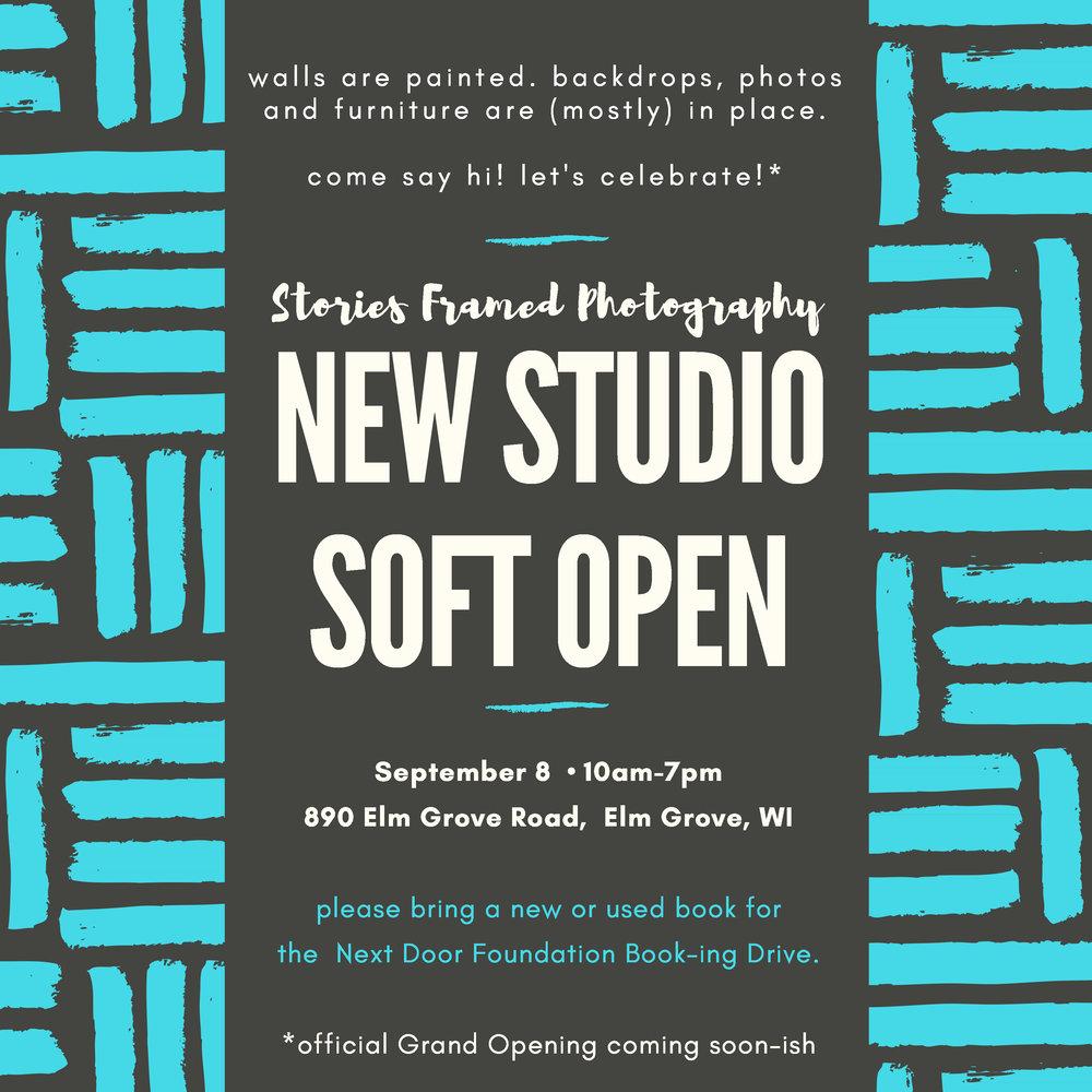SFP Soft Open 9/8/17
