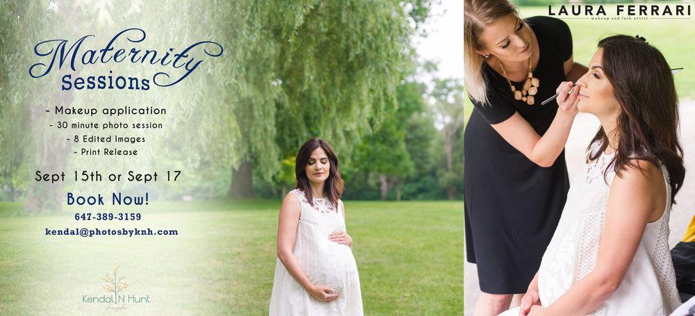 maternity mini photography session London, Ontario