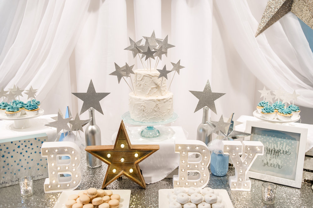 baby shower, event planner, twinkle twinkle little star, baby on the way, pregnancy, pregnant, expecting, new parents, party, shower, family, friends, celebrate, celebration, boy or girl, baby