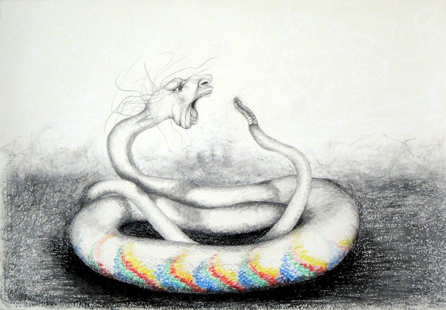 the inner artist monster