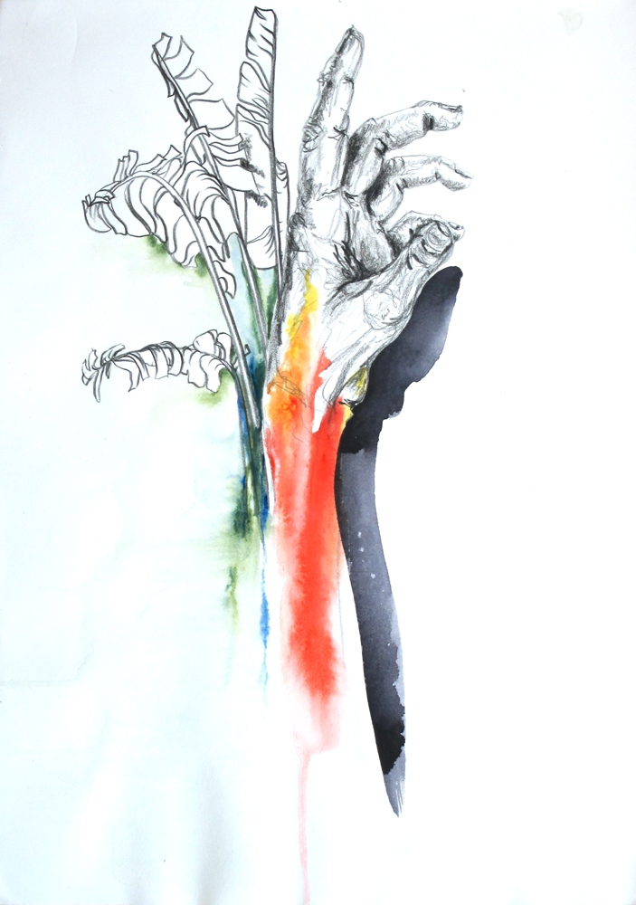 'Palm Hand'