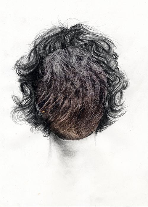 hair head