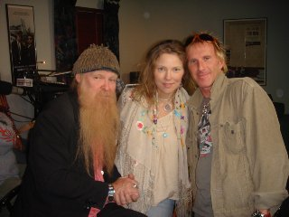 Billy Gibbons, Meja, & Jed Leiber