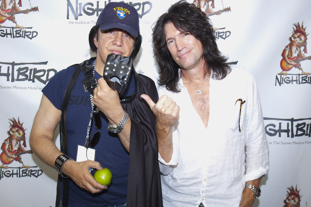 Gene Simmons & Tommy Thayer