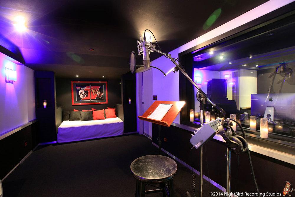 Studio C Nightbird Recording Studios