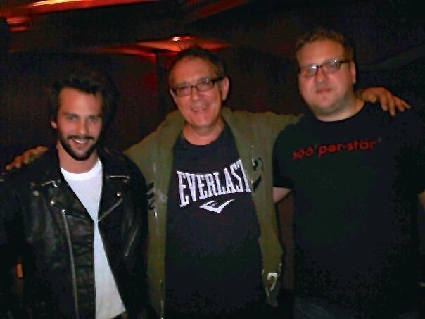 Matthew Genovese, Vinnie Colaiuta, Justin Gray